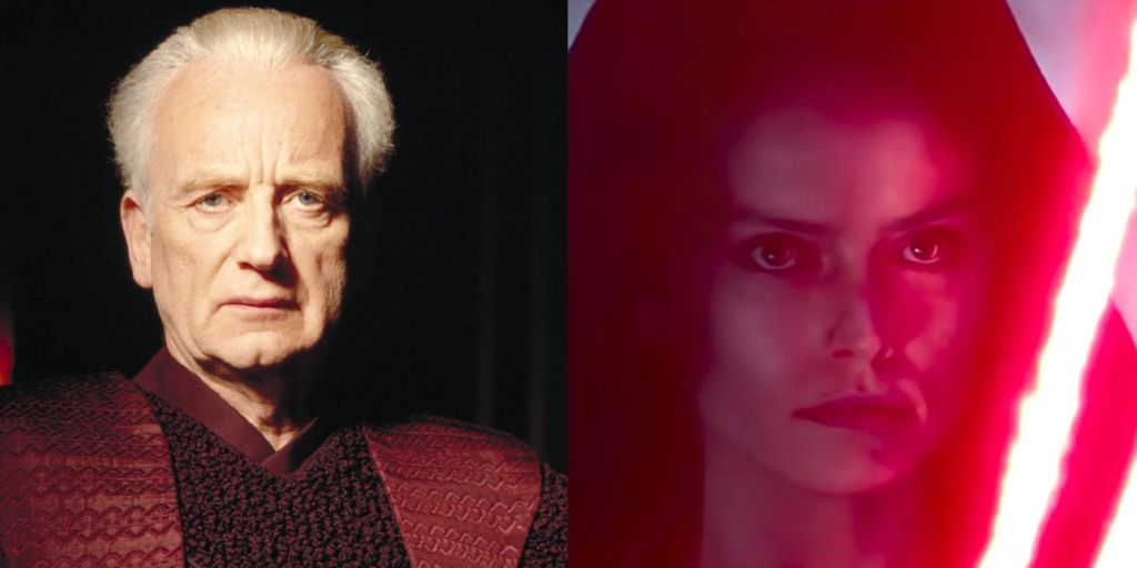 Palpatine and Rey, will they team up in The Rise of Skywalker. Will she be a Jedi or become a sith
