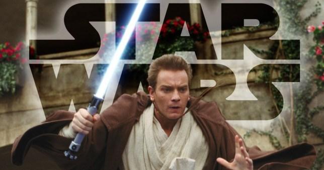 Obi-Wan Kenobi is getting a live-action tv show