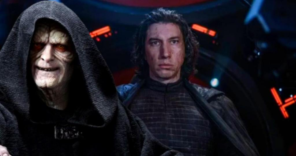 Palpatine and Kylo Ren, could they be teaming up in The Rise of Skywalker