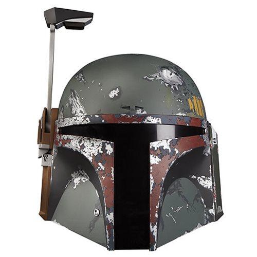 Boba Fett the black series helmet