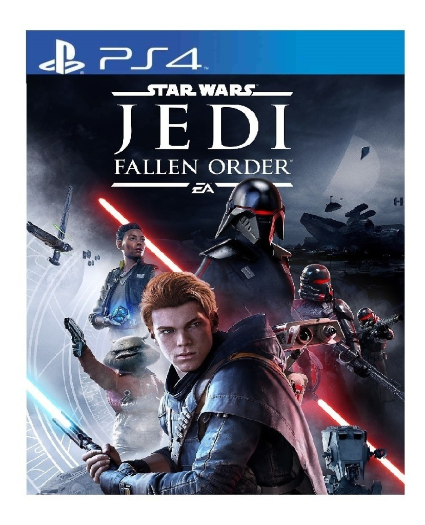 Jedi: Fallen Order video game.