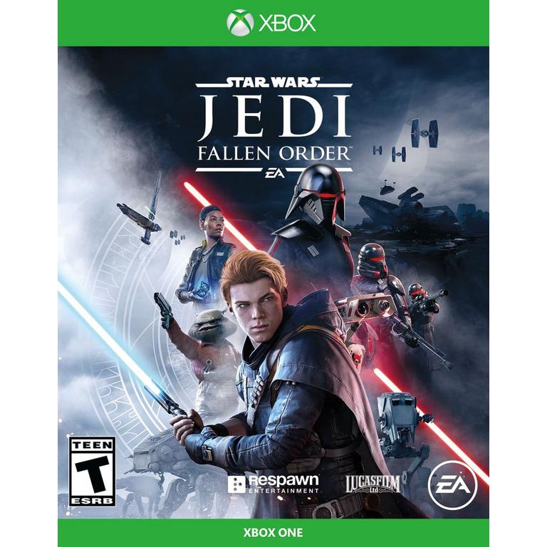 Star Wars Jedi: Fallen Order on Xbox