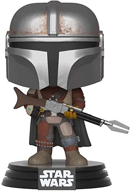 unko Pop! Star Wars: Mandalorian - The Mandalorian