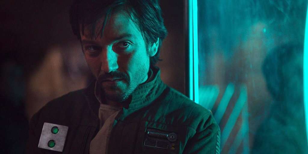 Diego Luna and Alan Tudyk will be reprising their roles as Cassian Andor and K-2SO. The show is in the works as well and will show a different side of Star Wars, something more similar to the spy genre of Rogue One.