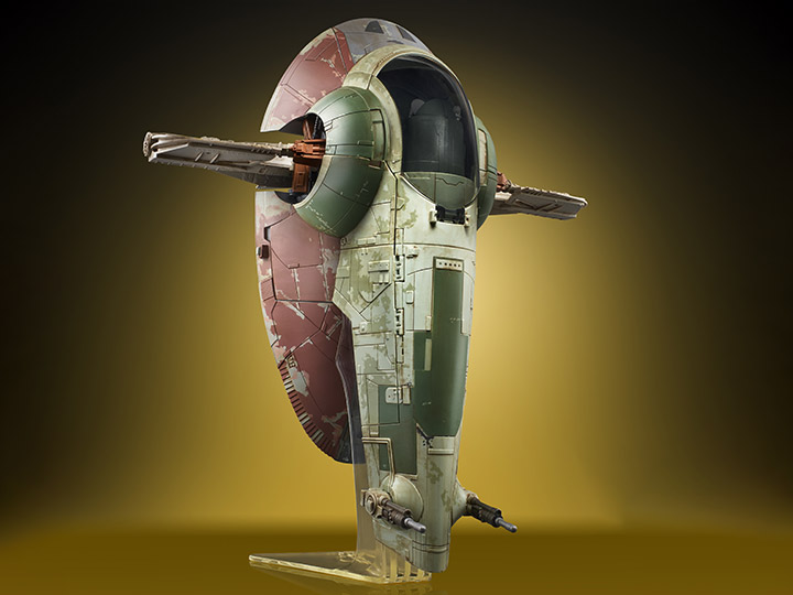 Star Wars The Vintage Collection Star Wars: The Empire Strikes Back Boba Fett's Slave I Toy Vehicle