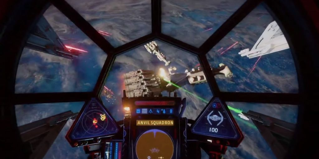 The single-player features are a lot of fun. The story line is extremely well though-out and has some real depth to it. These characters are extremely lovable from the beginning, the Rebellion is full of hopeful kids who want to stop and bring down the Empire.